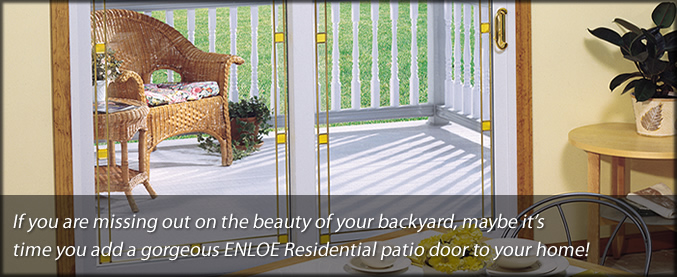 Patio Door Augusta
